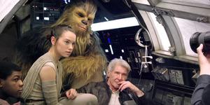 Star Wars: The Force Awakens Rilis Poster 5 Karakter Utama