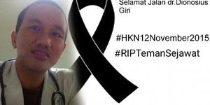 Sulit Dievakuasi, Dokter Magang di Maluku Tewas Kena Campak