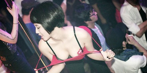 Terkuak! Ini Foto Liar & Panas Kehidupan Malam di Korea Selatan