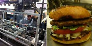 Wow! Robot Ini Bisa Buat 360 Burger Per Jam
