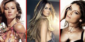 10 Supermodel Paling Cantik & Seksi
