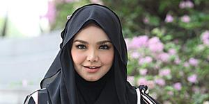 2 Bulan Hamil, Siti Nurhaliza Keguguran