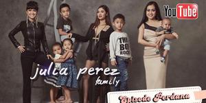 Julia Perez Family Jiplak Keeping Up With The Kardashians?