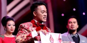 Danang Pemenang D'Academy Asia 2015