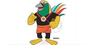 Drawa, Maskot Asian Games 2018 Indonesia Dinilai Jadul