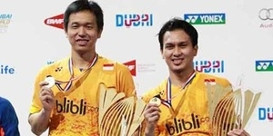 Indonesia Juara BWF Dubai World Super Series 2015