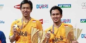 Indonesia Juara BWF Dubai World Super Series 2015