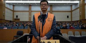 Korupsi, Rektor Terganteng di Tiongkok Divonis Seumur Hidup