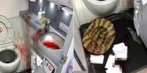 Penumpang Pesawat di China Heboh ada Darah Memenuhi Toilet