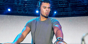 SH Power EDM Fest Afrojack di Ancol Diundur