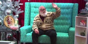 Sinterklas Hipster Hadir Di Portland, Gayanya Kekinian