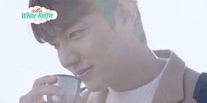 Video Lee Min Ho Syuting Iklan Kopi Luwak White Koffie