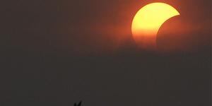9 Maret 2016, Gerhana Matahari Total Lintasi 10 Provinsi Indonesia
