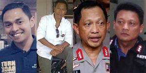 4 Polisi Yang Terkenal Pasca Ledakan Bom Sarinah