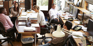 4 Tipe Rekan Kerja Yang Bisa Dijadikan Teman
