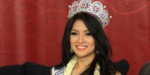 Anindya Kusuma Putri Ditanya Soal Terorisme di Miss Universe 2015