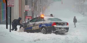 Badai Salju Jadi Mimpi Buruk Amerika, 18 Orang Tewas