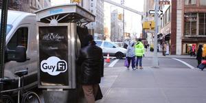 Bilik Masturbasi 'Guy Fi' Hadir di New York, Gratis!