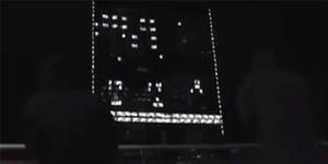 2 Hacker Sulap Lampu Gedung Jadi Game Raksasa