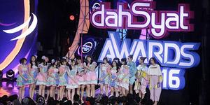 Daftar Pemenang DahSyatnya Awards 2016