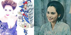 Dewi Soekarno Istri Presiden Soekarno Jadi Pengisi Suara Anime Pripara
