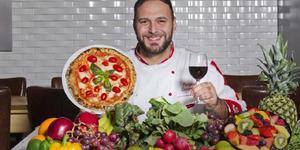 Diet Makan Pizza 7 Bulan, Bobot Pria ini Turun 40 Kg