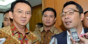 Dilema Ridwan Kamil, Maju DKI 1 Lawan Ahok Tapi Korbankan Bandung