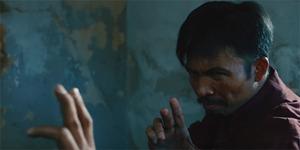 Duel Cecep Arif Rahman & Amy Johnston di Teaser Serial 'The Gate'