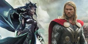 Film Thor: Ragnarok Bakal Tampilkan Musuh Wanita Tangguh?