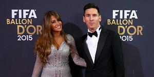Foto Hot & Seksi Antonella Roccuzzo Pacar Lionel Messi