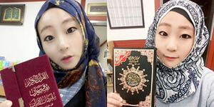Foto: Song Bora, Wanita Korea Jadi Guru Agama Islam & Bahasa Arab