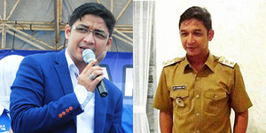 Ini Foto Penampilan Pasha Ungu Usai Jadi Wakil Walikota Palu