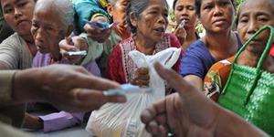 Jumlah Warga Miskin Indonesia Menurun Jadi 28,51 Juta Orang
