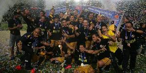 Kalahkan Semen Padang 2-1, Mitra Kukar Juara Piala Jenderal Sudirman