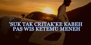 Kocak, Lagu See You Again Versi Jawa