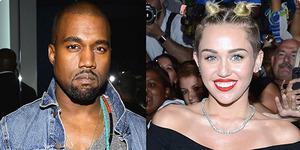 Lagu 'Black Skinhead' Kanye West feat. Miley Cryus Bocor