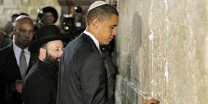 Mengejutkan! Obama Ngaku Seorang Yahudi