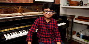 Pianis Indonesia Joey Alexander Kalahkan Metallica di Chart Billboard