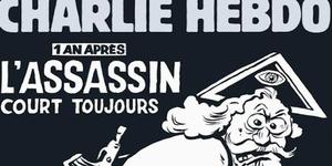 Sebut Tuhan Sebagai Pembunuh, Charlie Hebdo Disemprot Vatikan