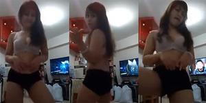 Video Goyang Hot Sri Utami TKW Hong Kong