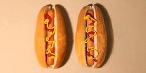 Video Howard Lee Buat Gambar Hot Dog Super Mirip & Realistis