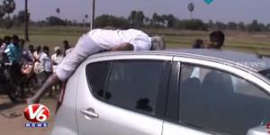 Video Mayat Di Atas Mobil Bikin Netizen Heboh