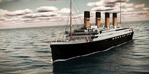 2018, Titanic II Akan Berlayar dari China ke Dubai