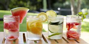 3 Manfaat Sehat Infused Water