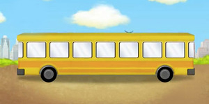 Anak Kecil Saja Bisa, Kemana Bus Ini Melaju?