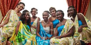 Anak Lelaki di Kamerun Dapat Warisan Bapaknya 72 Istri