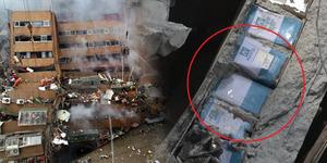 Apartemen Taiwan Runtuh Bukan Kena Gempa Tapi Mafia Proyek