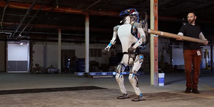 Atlas, Robot Humanoid yang Benar-benar 'Hidup'
