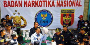 Baru, BNN Temukan Narkotika Jenis FUB-AMB
