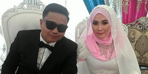 Baru Menikah Sehari, Suami Wanita Ini Ditabrak Pajero Sampai Mati